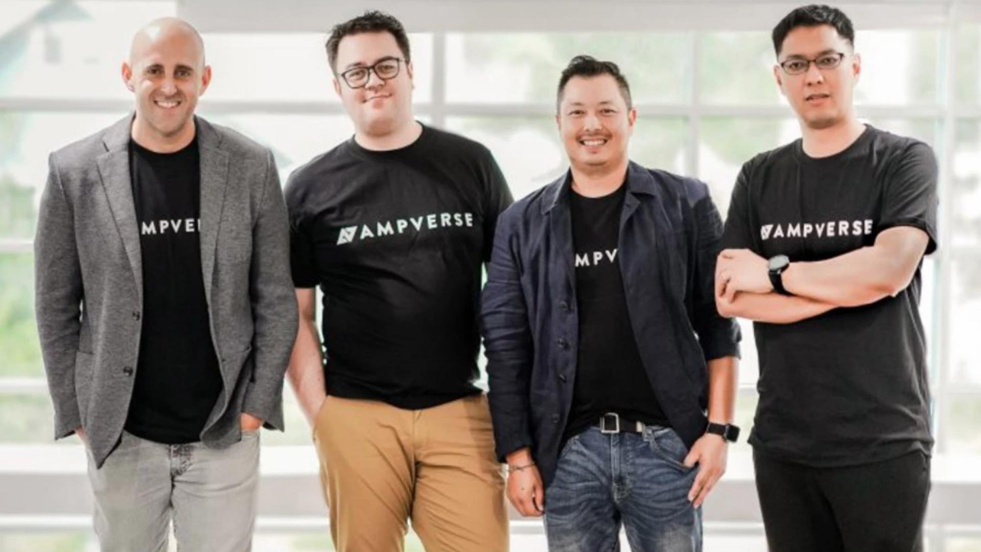 Ampverse announces pre-Series A funding