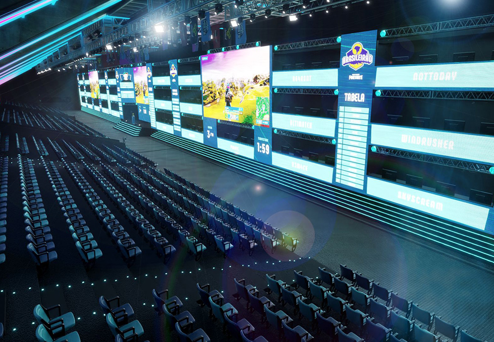 Pacaembu Stadium to house 'world's largest' battle royale arena