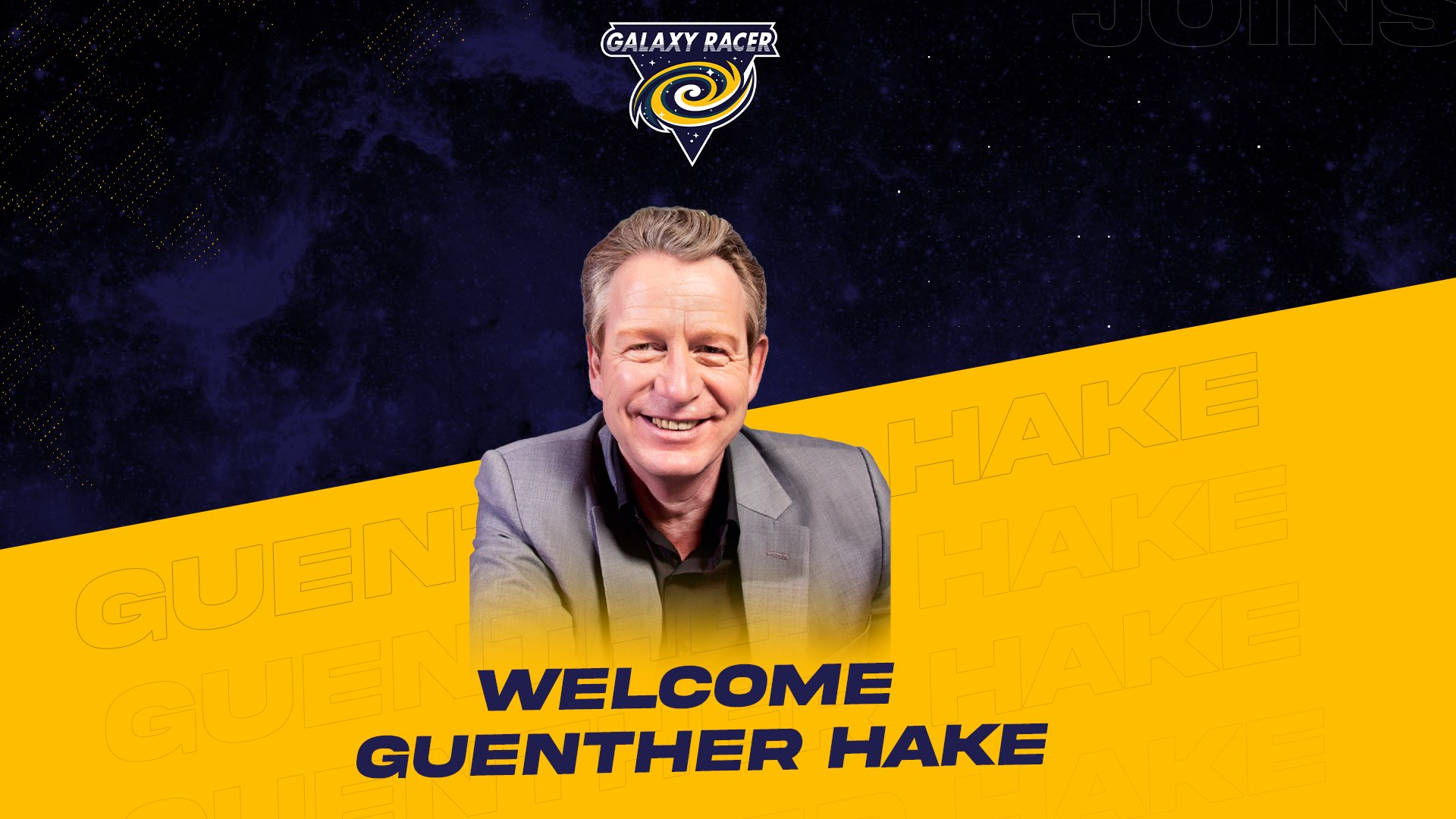 Guenther Hake Galaxy Racer Esports