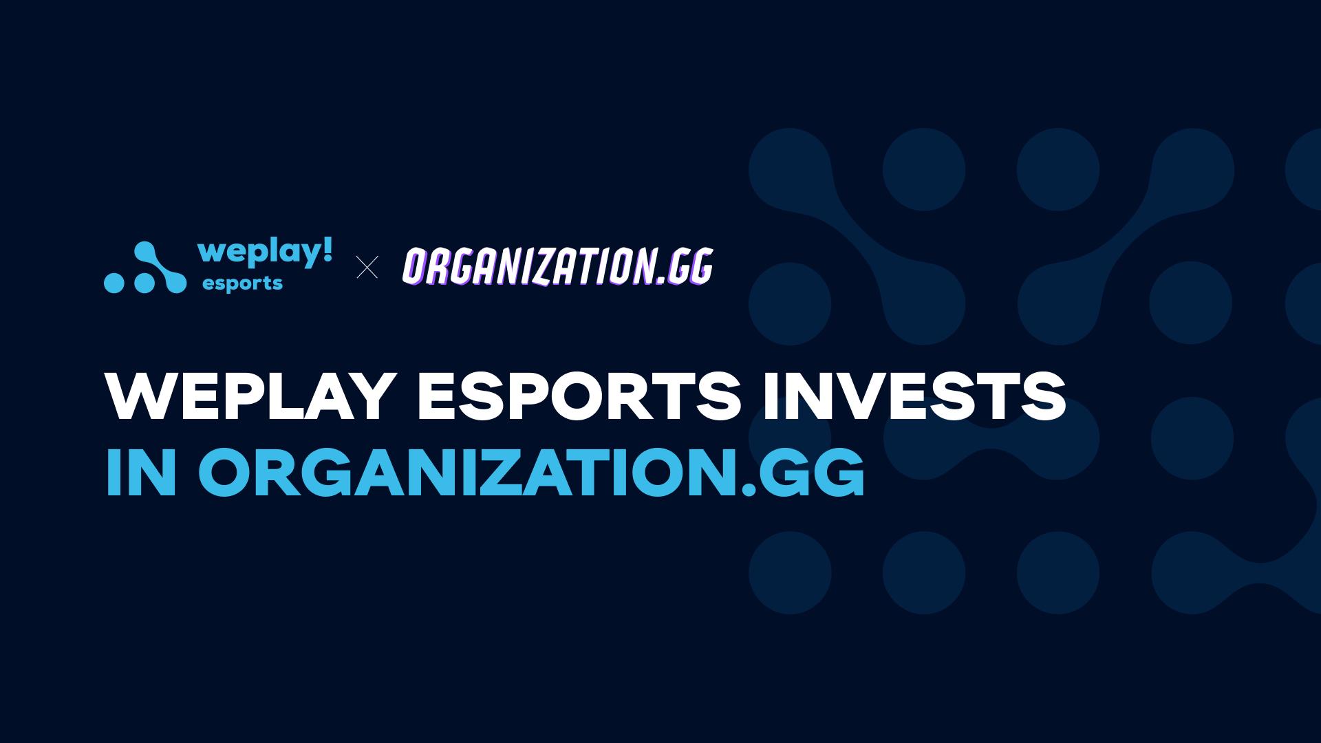 Weplay! Esports Organization.GG
