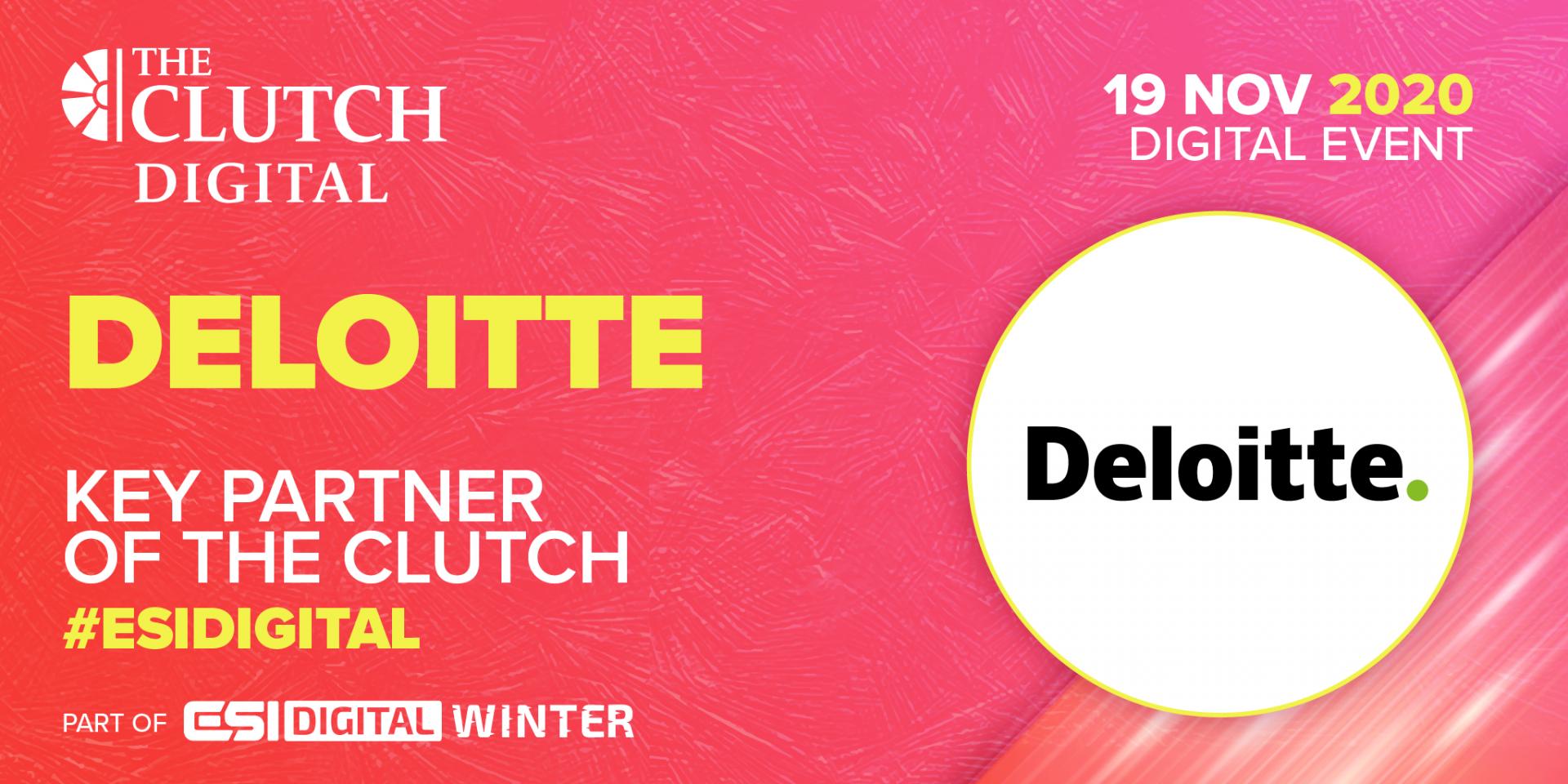 The Clutch Digital Key Partner Deloitte