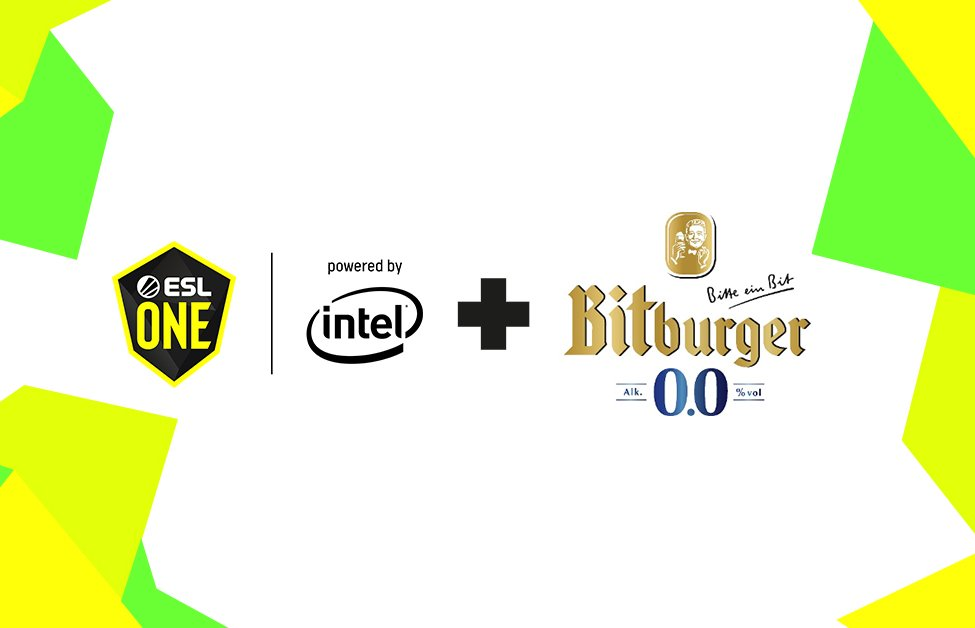 ESL x Bitburger 0.0%
