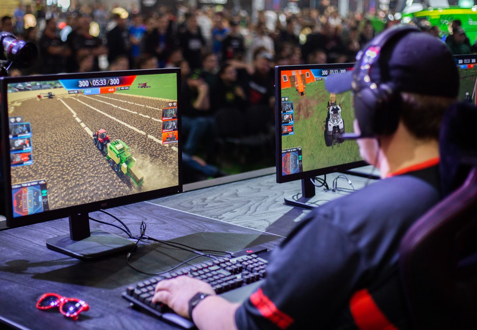 Farming Simulator League returns to in-person events thumbnail