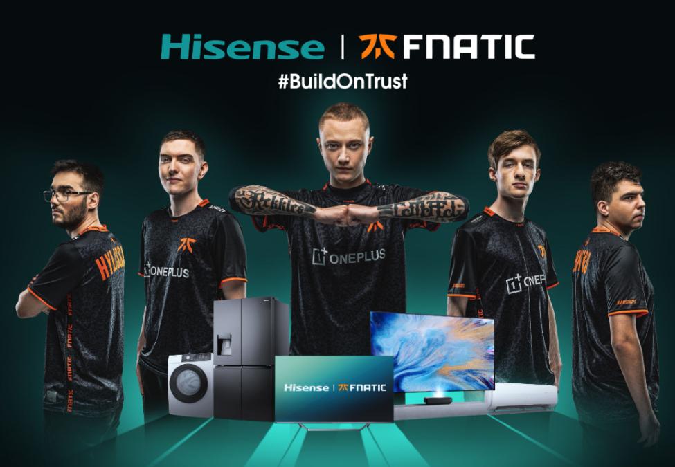 Fnaitc Hisense partnership 2020