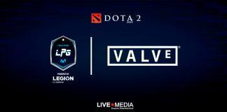 Movistar Liga Pro Gaming Valve
