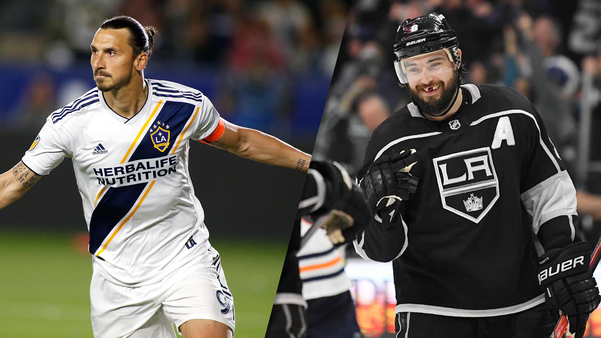 LA Kings, LA Galaxy enter deal with Esports Entertainment Group