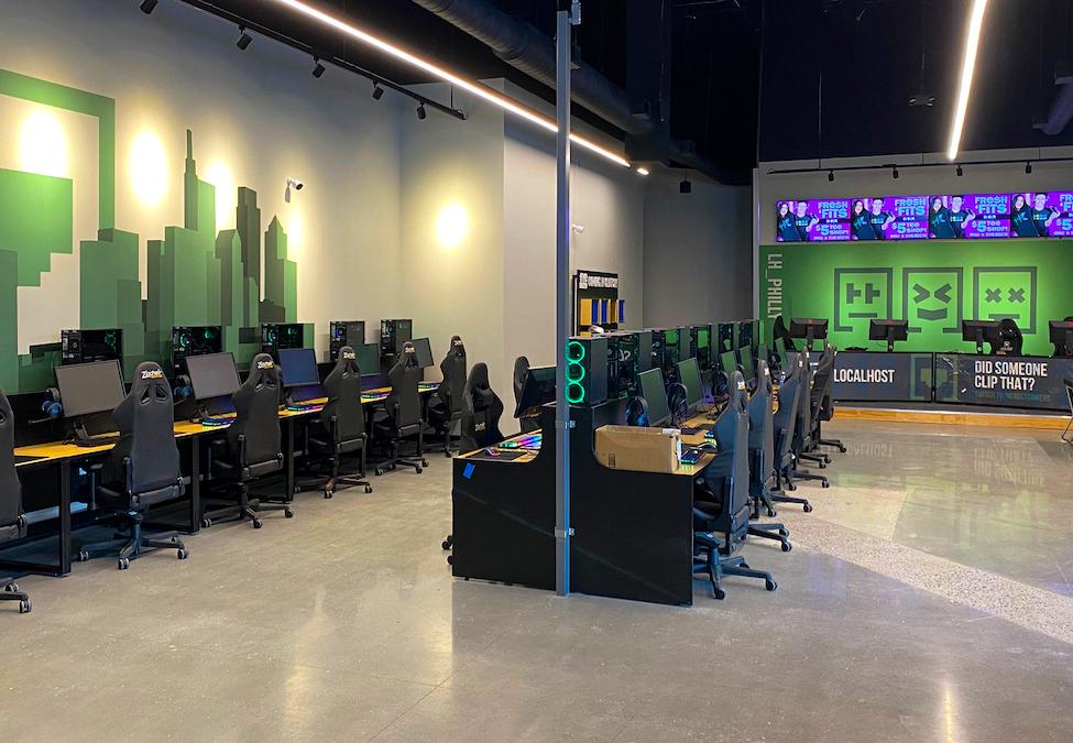 Nerd Street Gamers Five Below facilities