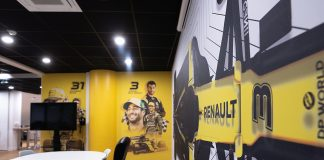 Team Vitality and Renault unveil performance facility