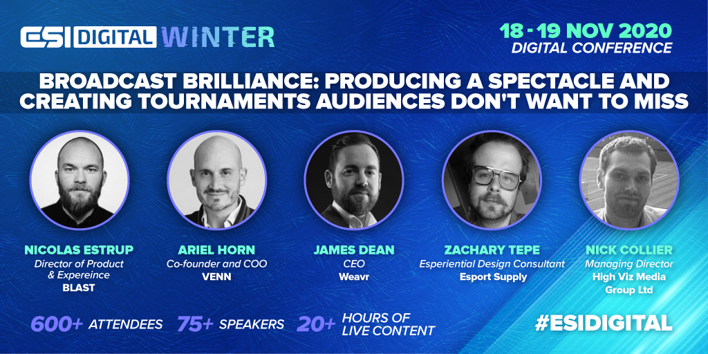 ESI Digital Winter Panel Broadcast Brilliance