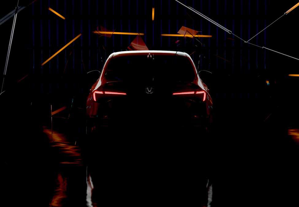 2022 Honda Civic teaser
