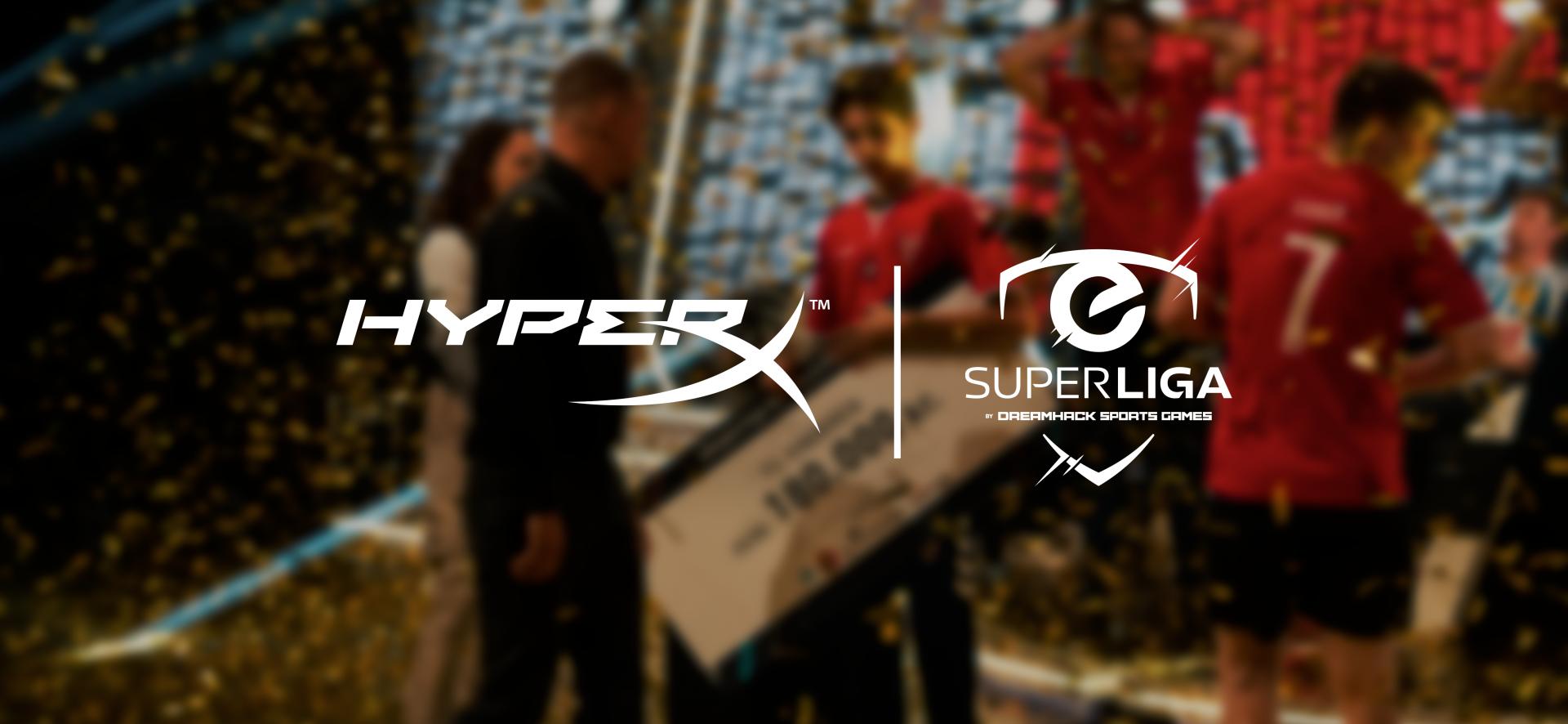 HyperX x eSuperliga