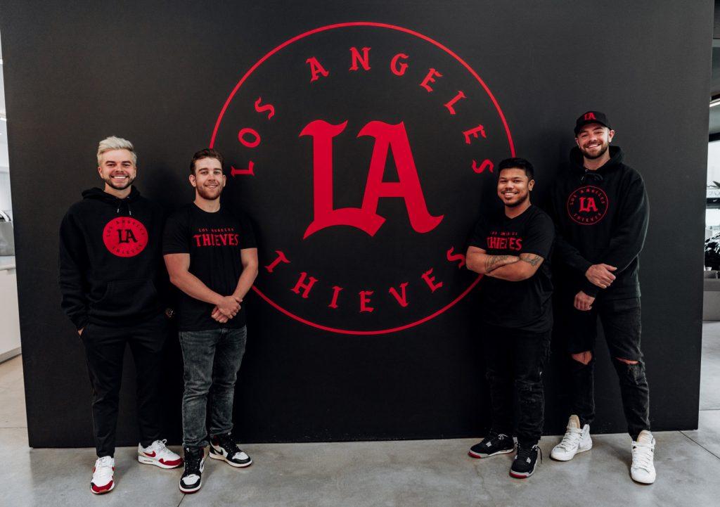 LA Thieves Call of Duty