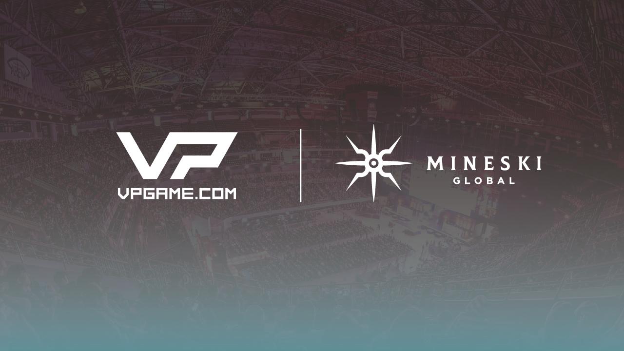 VPGAME Mineski global