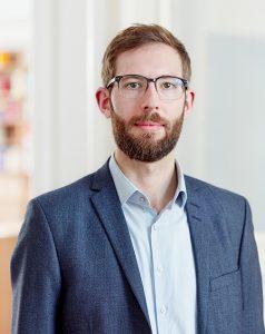 Dr. David Weller, Partner at Lubberger Lehment