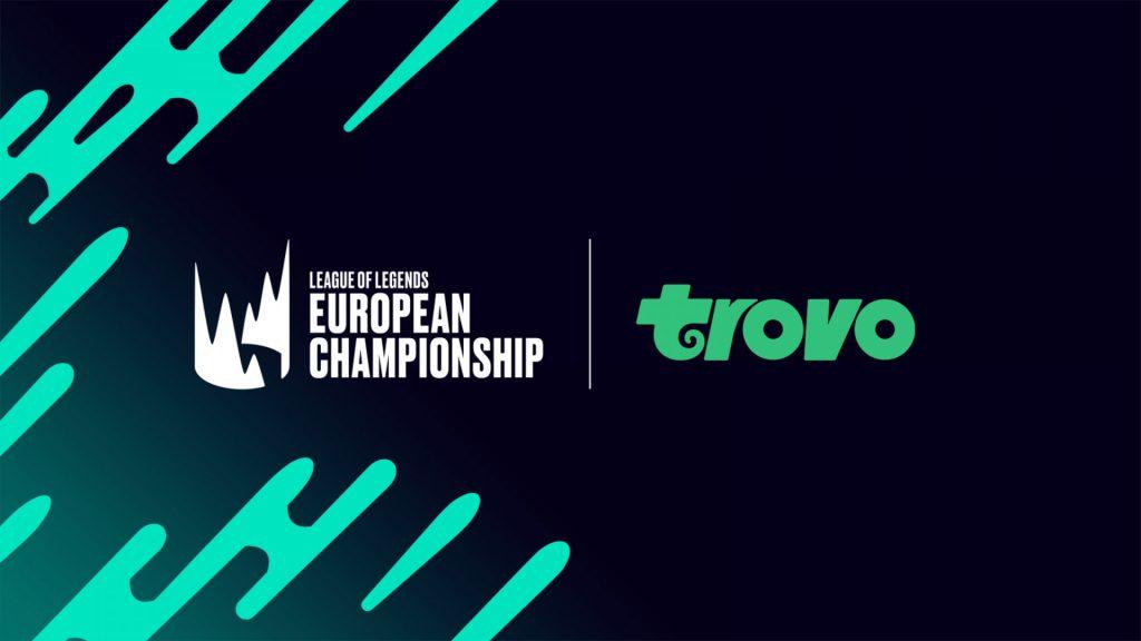 League of Legends European Championships Trovo