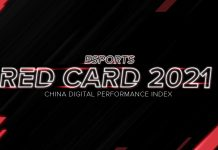 Esports Red Card 2021
