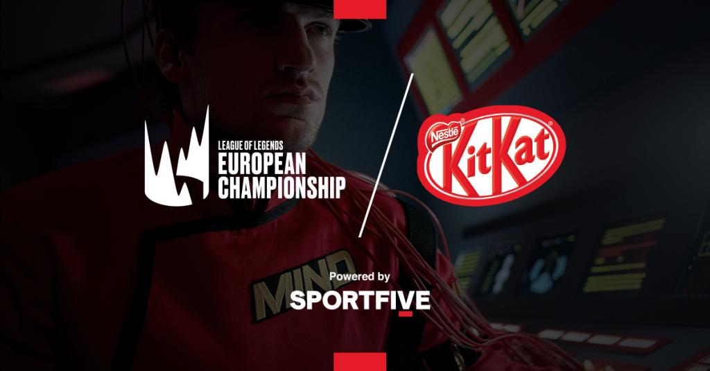 KitKat LEC sponsor