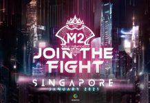 M2 World Championship 2021 Partners