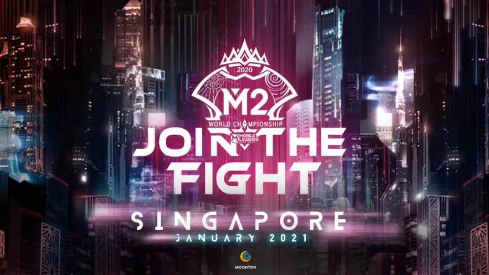 M2 World Championship 2021 Partners