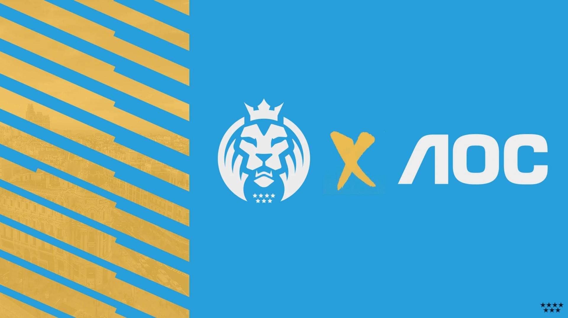 MAD Lions x AOC