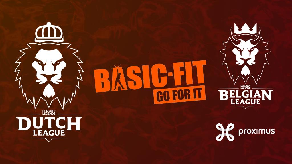Dutch League Belgian League presented by Proximus Basic-Fit Partnership