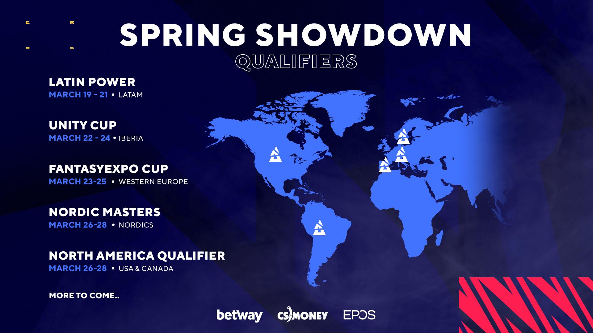 BLAST Premier Qualifiers