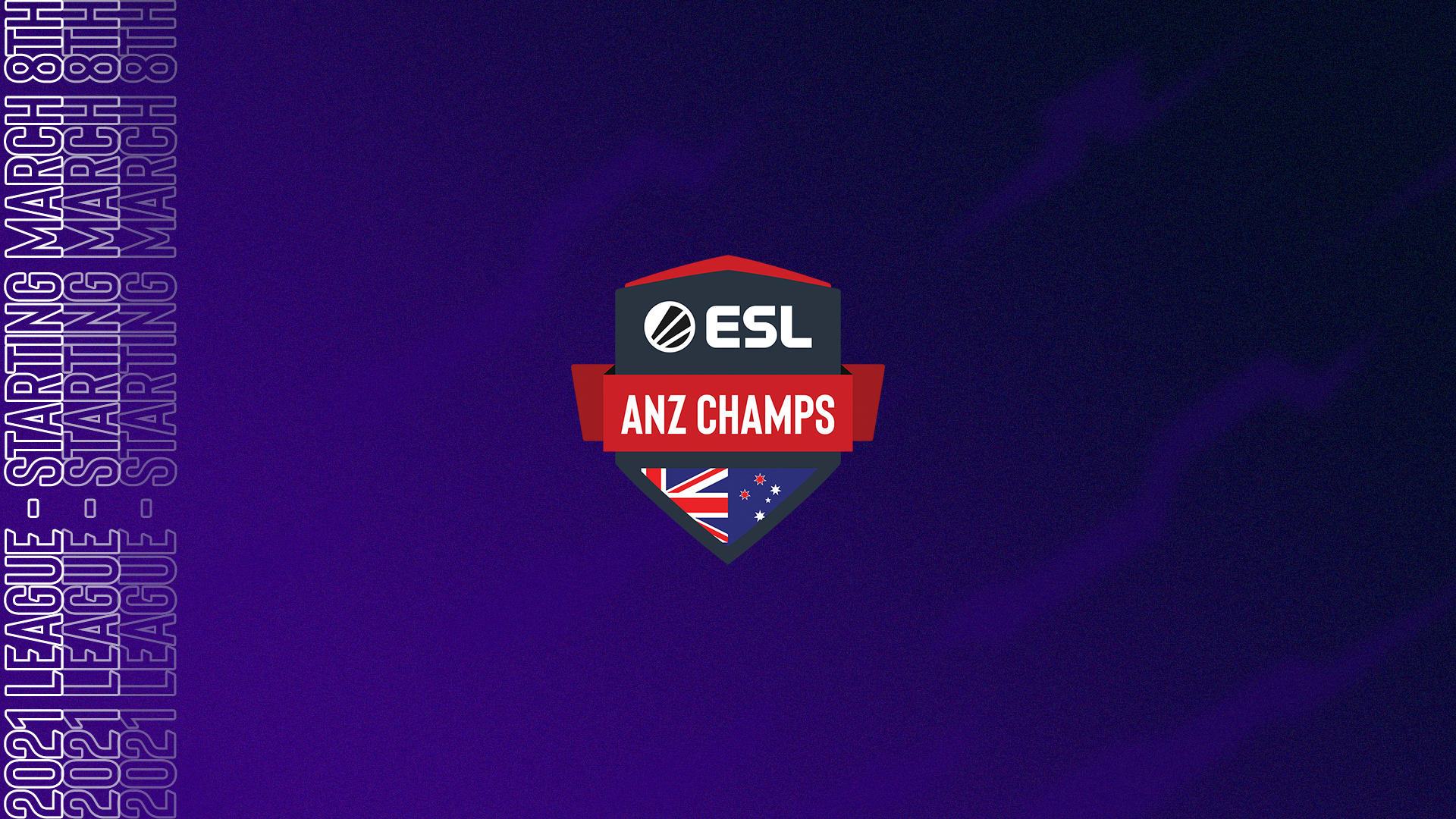 ESL ANZ Champs