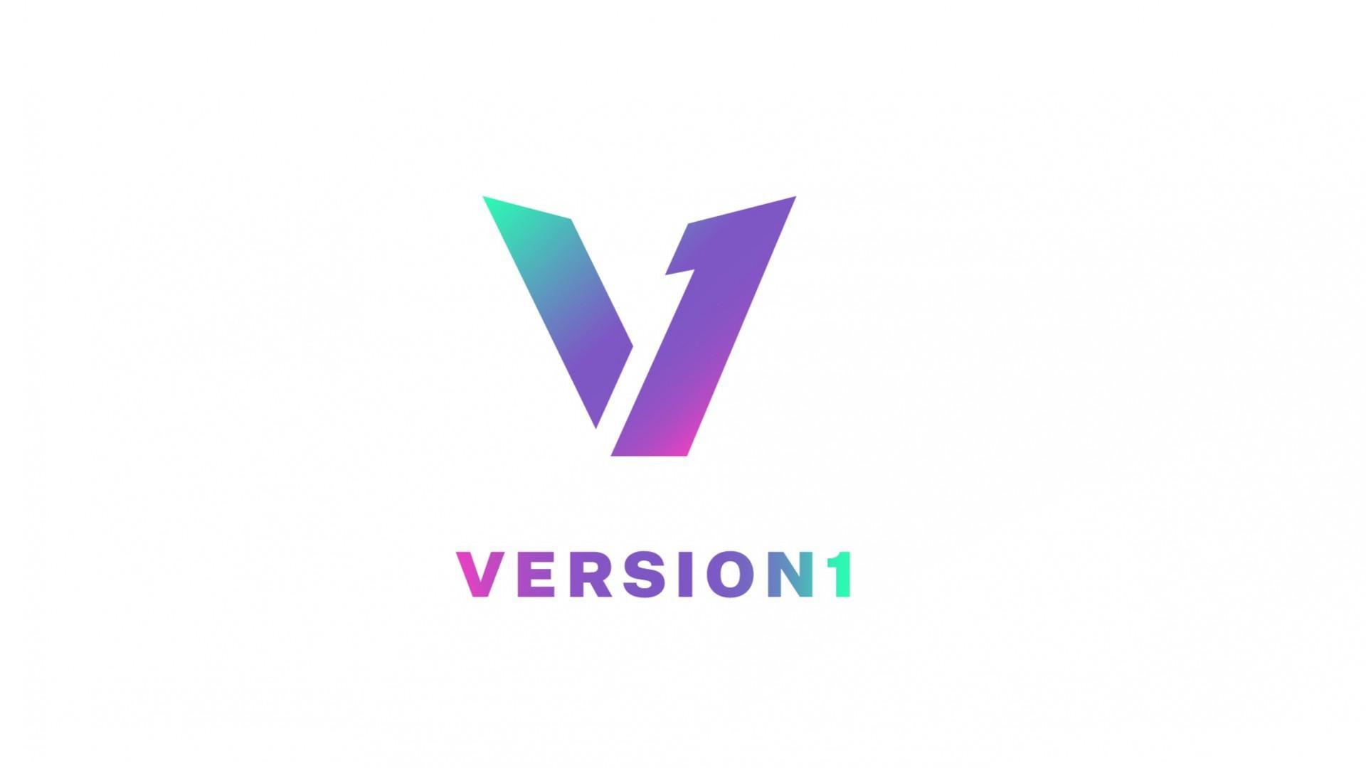Version1 Rebrand 2021