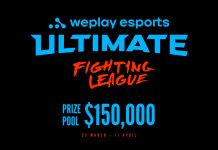 WePlay Ultimate Fighting League Season 1 announcement
