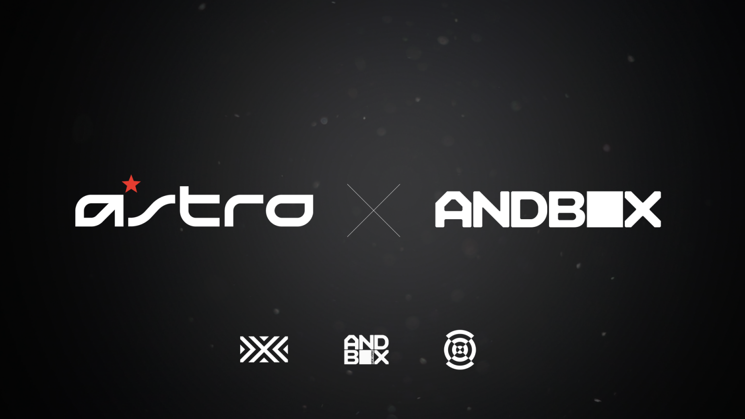 Andbox ASTRO Gaming partnership 2021