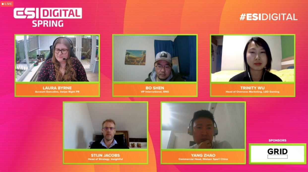 ESI Digital Spring: Brand Wars Panel