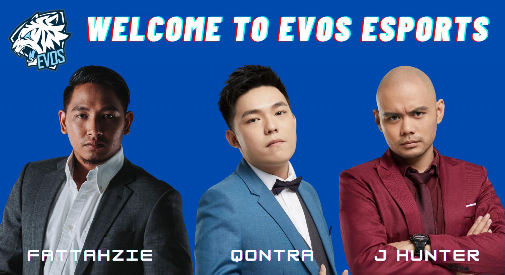 EVOS Esports x Aaron Qontra Chan