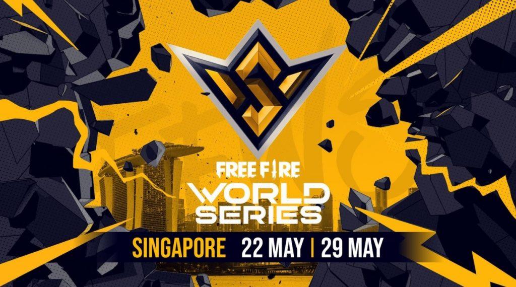 free fire world series