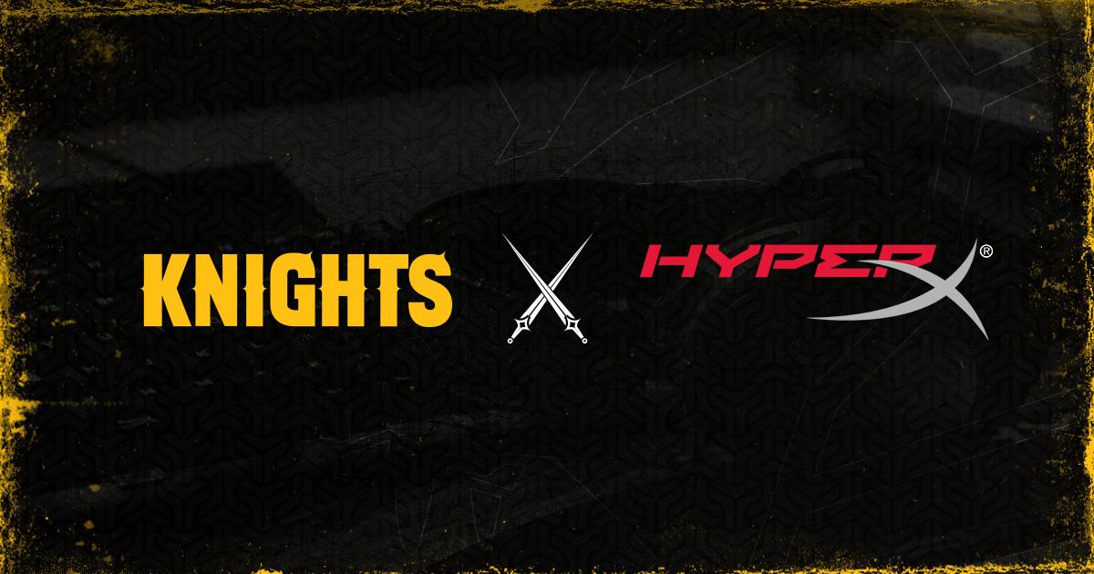 HyperX x Knights