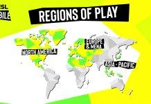 ESL Mobile regions