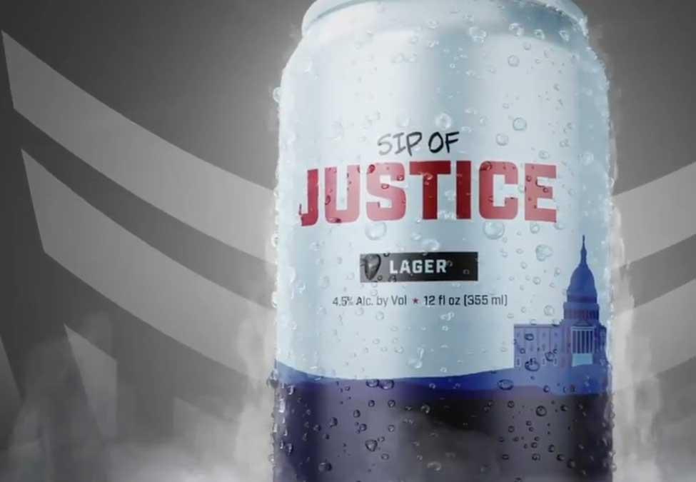 Washington Justice beer