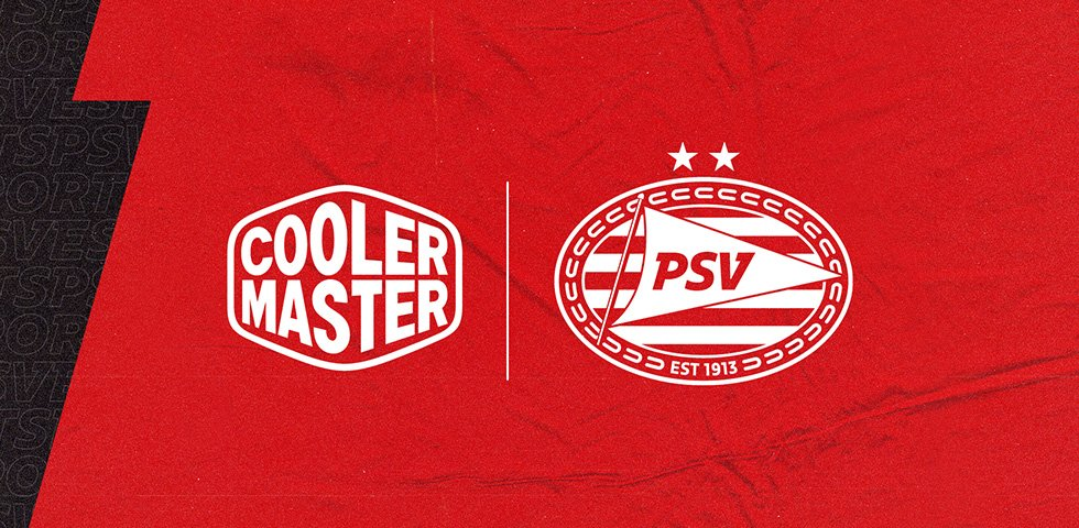 PSV Esports partners with Cooler Master