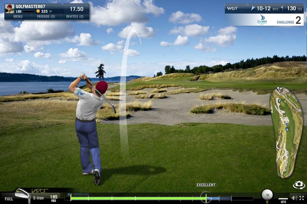 World Golf Tour Super League