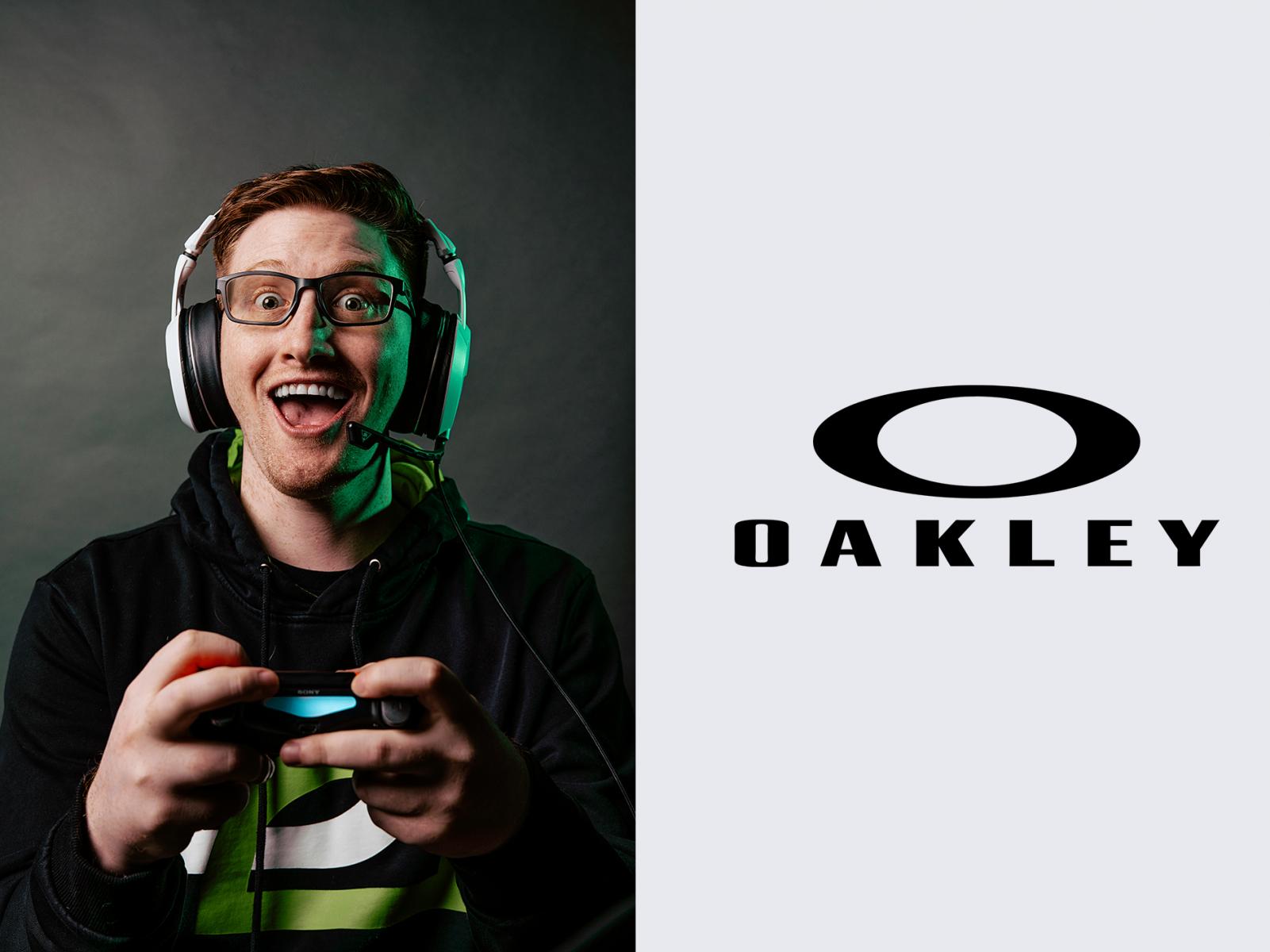 Scump x Oakley