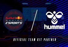 Red Bull Racing Esports x Hummel