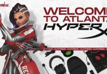 Atlanta Reign x HyperX