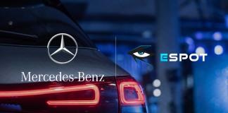 Mercedes-Benz Illuminar Gaming ESPOT Partnership