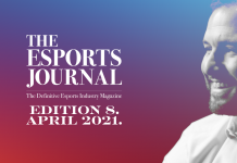 The Esports Journal Edition 8