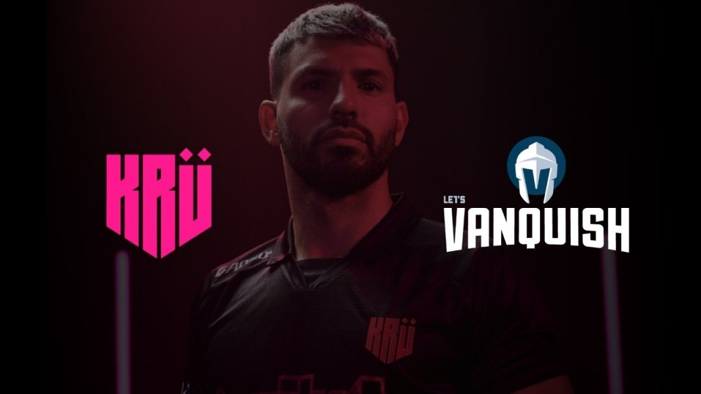 KRU Esports x Vanquish
