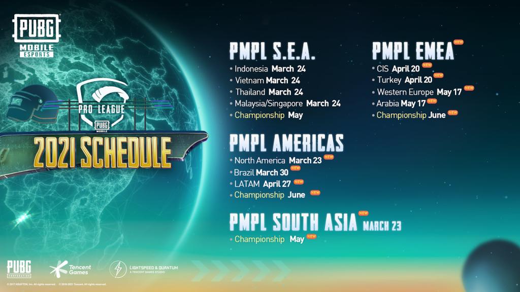 PUBG Pro League