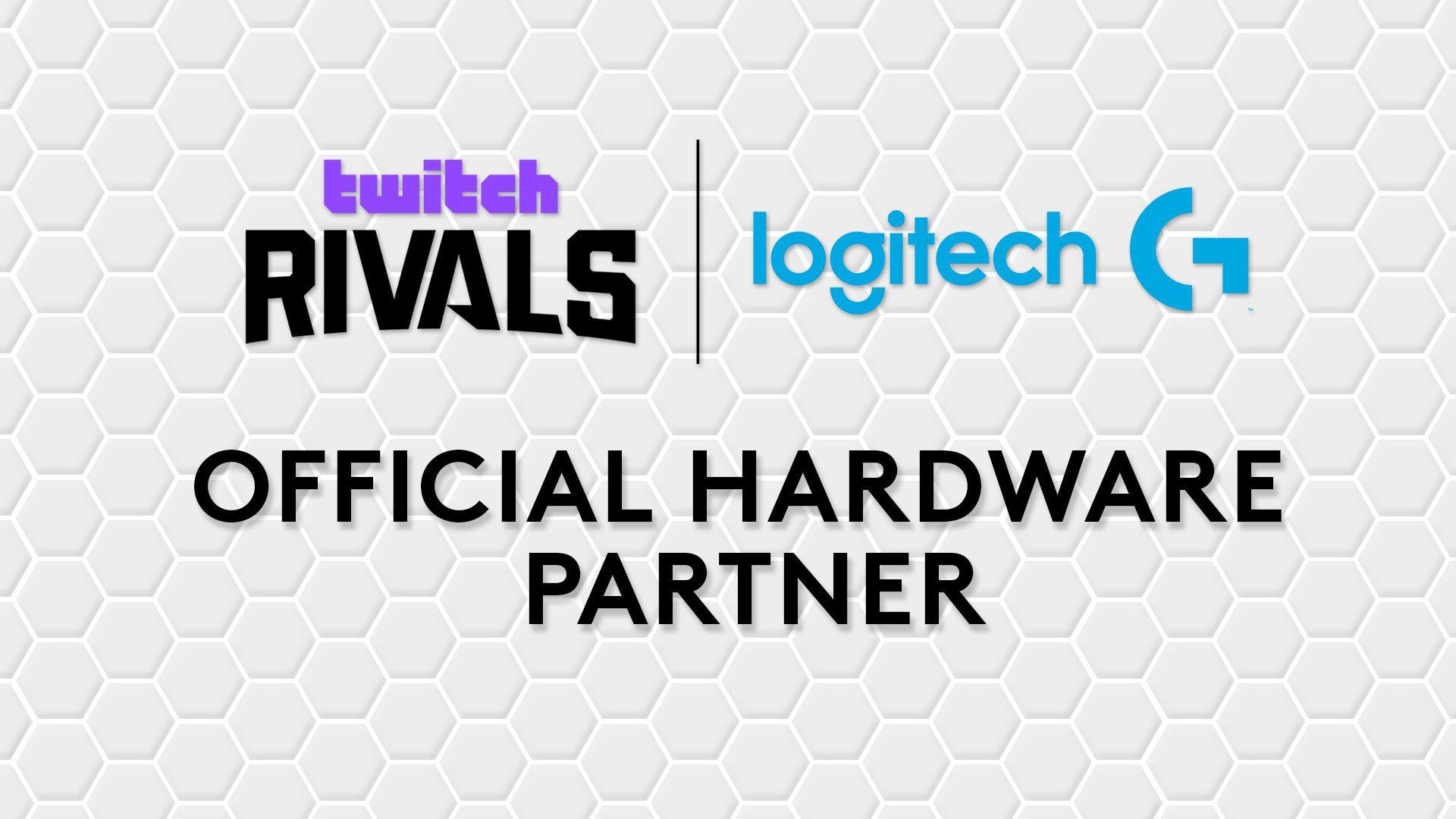 Twitch Rivals North America x Logitech