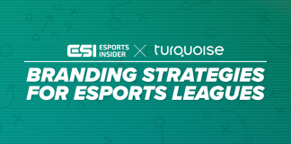 Turquoise: Branding Strategies for Esports Leagues