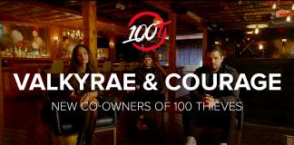 100 Thieves Valkyrae CouRage