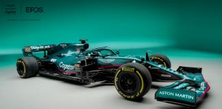 Aston Martin Esports x EPOS