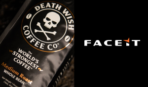 Death Wish Coffee x Faceit